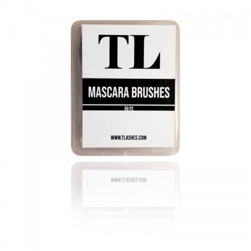 Mascara Brushes 50 pz Vintage edition