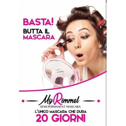 My Rimmel Mascara Semipermanente