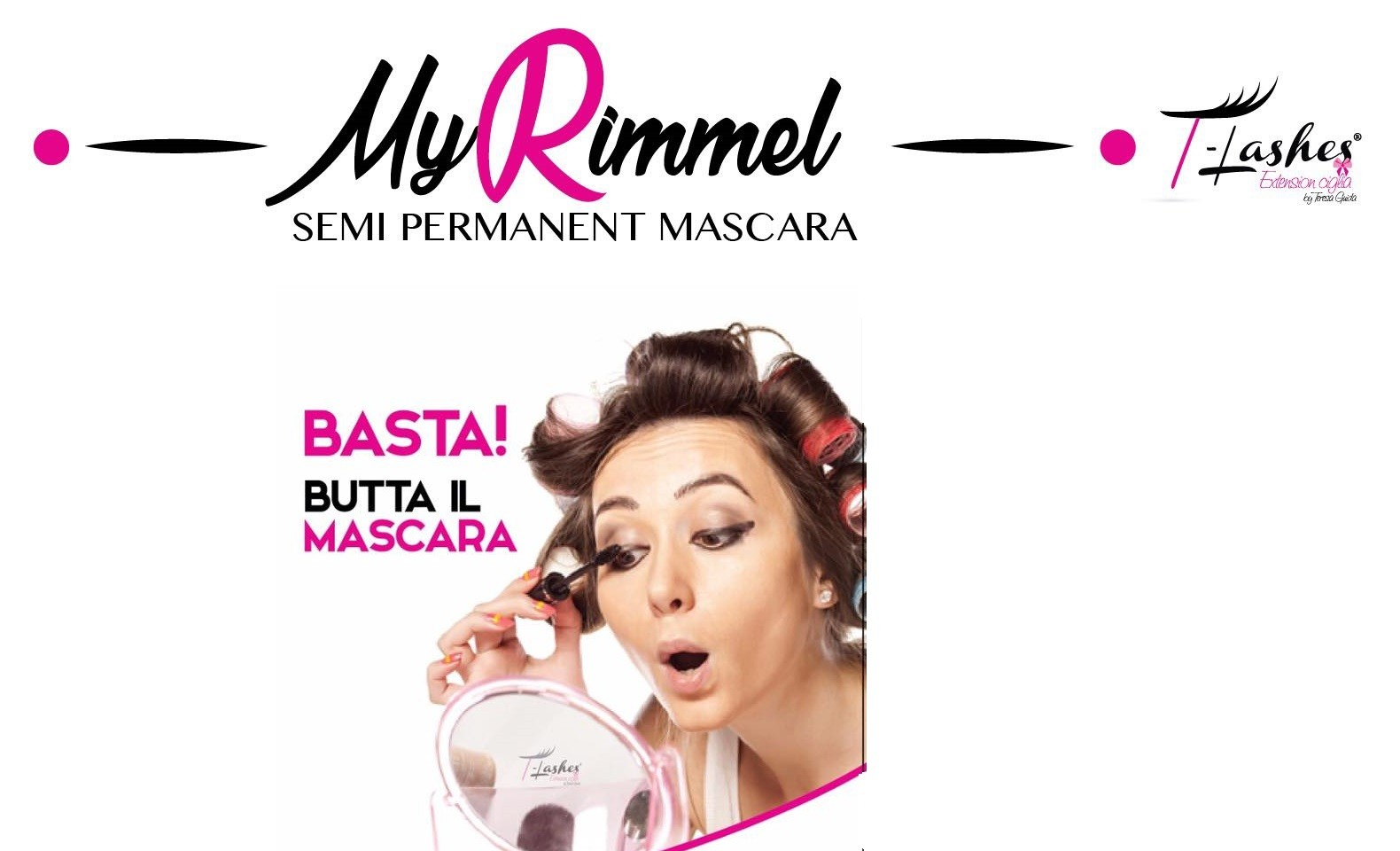 My rimmel Mascara